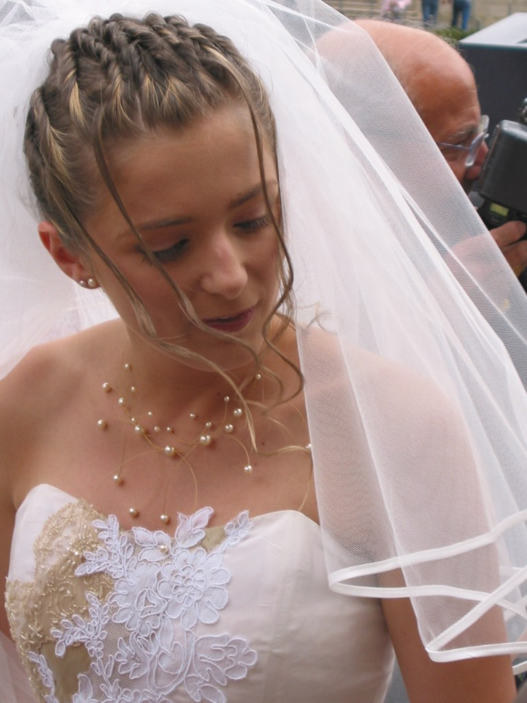coiffure de mariée,  florence coiffure yvrac