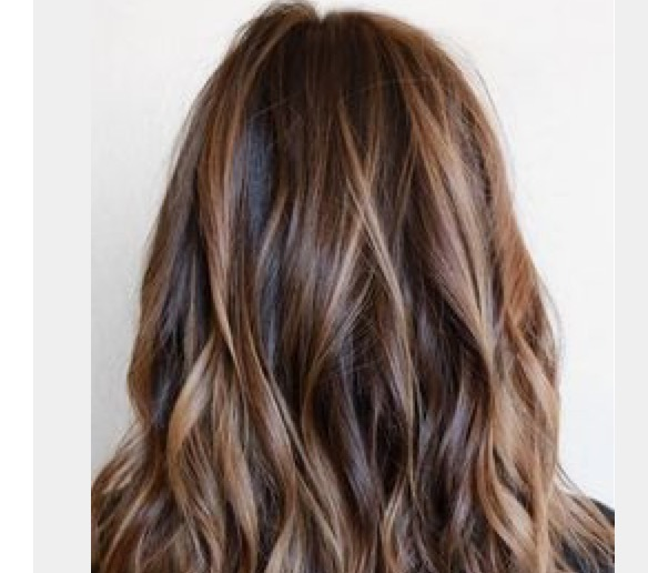 balayage naturel florence coiffure yvrac