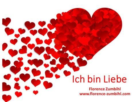 Ich bin Liebe Mantra Florence Zumbihl