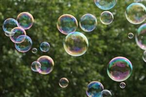 Vergebung - Komme in die Leichtigkeit - soap bubbles 1451092