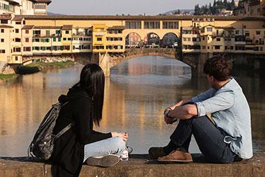 Florencie - Ponte Vecchio - prohlídky s místním profesionálním průvodcem