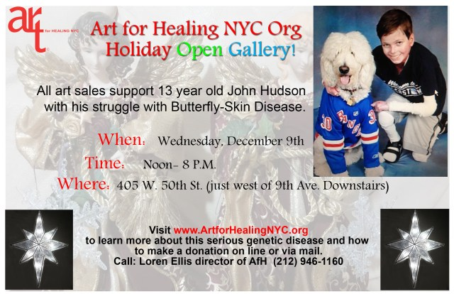 Holiday open gallery 2015 invite 2