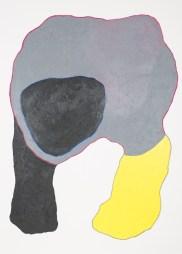pastel gras 140x100