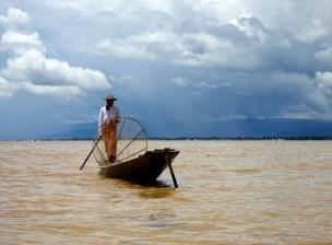 Myanmar-Inle lake