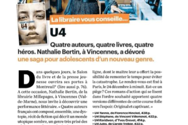 Le Parisien Magazine, 27 novembre 2015
