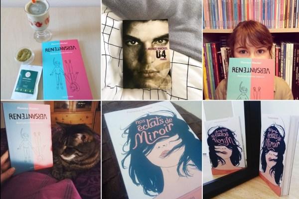 1 an de bookstagram