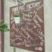 Een overzicht van wat er allemaal te vinden is in de Fenix Food Factory.