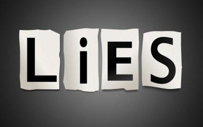 Votre héros croit à ces deux mensonges