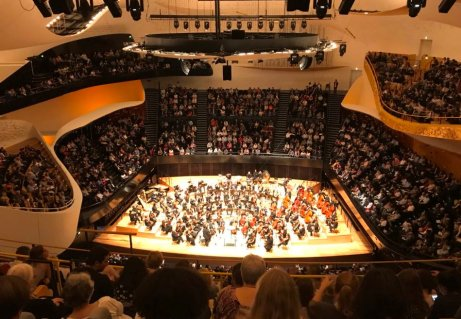 Jonathan Darlington Orchestre de Paris