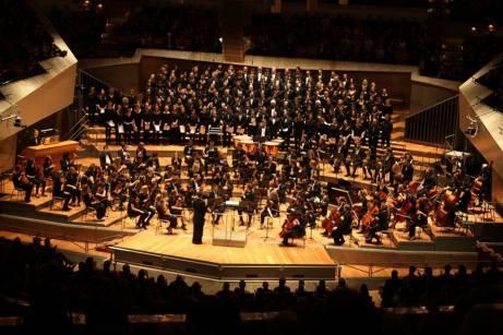 Collegium Musicum Berlin Schmitt Psalm XLVII