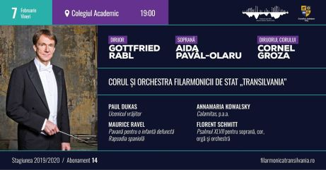 Transylvanian State Symphony Gottfried Rabl Florent Schmitt