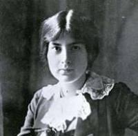 Lili Boulanger, French composer (1893-1918)