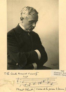 Florent Schmitt Oriane