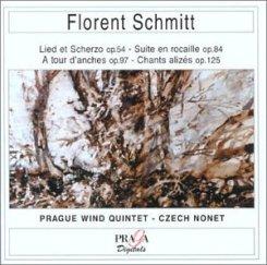 Florent Schmitt A Tour d'anches