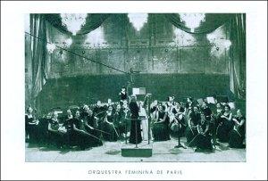 L'Orchestre feminin de Paris