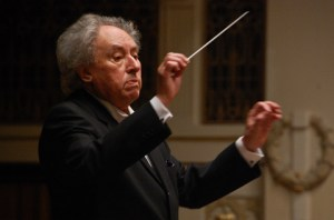Serge Baudo French conductor