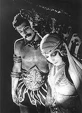 Salammbo silent film (1925)