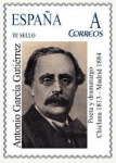 Antonio Garcia Gutierrez Spanish Dramatist