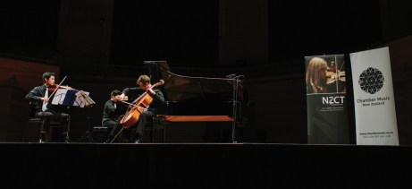 NZCT Chamber Music Contest - New Zealand