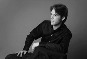Vincent Larderet French Pianist