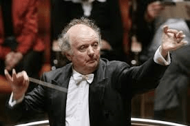 Marek Janowski, orchestra conductor
