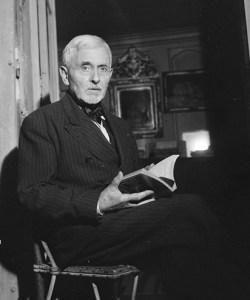 Florent Schmitt French composer 1953 photo