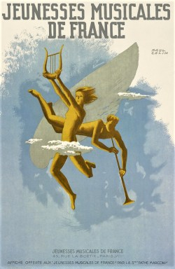 Jeunesses musicales de France poster