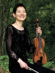 Teresa Ling violinist