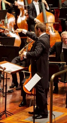 Fabien Gabel West Australian Symphony Orchestra