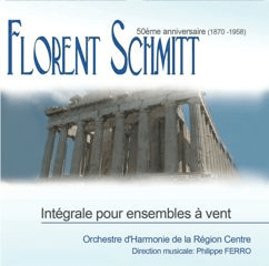 Florent Schmitt Philippe Ferro Corelia