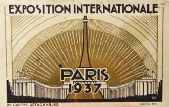 Paris Exposition 1937