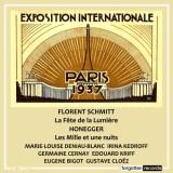 Florent Schmitt Fete de la lumiere Honegger Mille et une nuits Forgotten Records