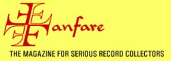 Fanfare Magazine logo