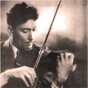 Henri Merckel violinist