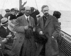 Srnold Schoenberg Florent Schmitt