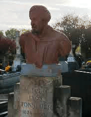 Leon Tonnelier gravesite Nancy France