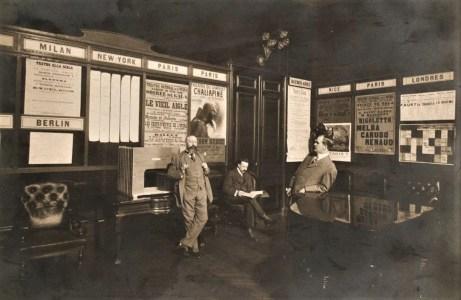 Gabriel Astruc 1910