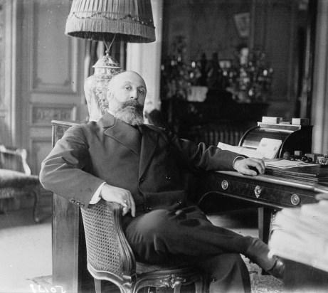 Gabriel Astruc 1914
