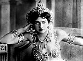Mata Hari Margaretha Zelle