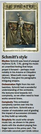 Florent Schmitt Musical Style Roger Nichols
