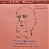 Sibelius Gibson RCA Victor