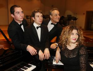 MultiPiano Musicians