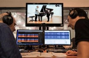 Recording Le Tombeau de Claude Debussy NAXOS