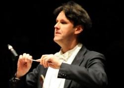 Patrick Davin Belgian conductor