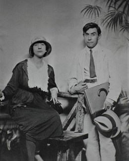Juliette Roche Albert Gleizes New York 1915