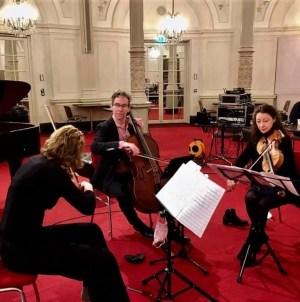 Prisma String Trio Dutch Radio April 2021