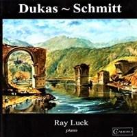 Paul Dukas Florent Schmitt Ray Luck Claudio Records