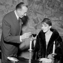 Maria Callas Pierre Bourgeois 1957