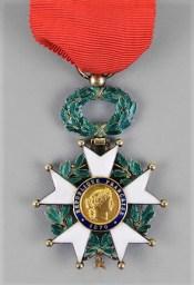 Legion d'honneur medal third republic