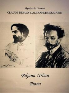 Biljana Urban Debussy Scriabin